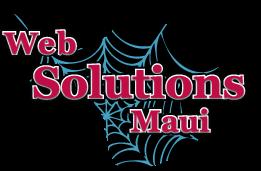 Web Solutions Maui Logo